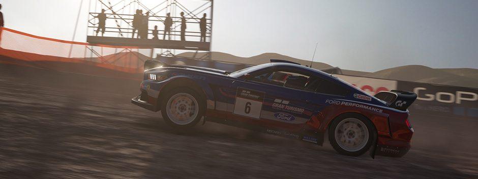 GT Sport sfrutterà al massimo le potenzialità di PS4 Pro e di PlayStation VR