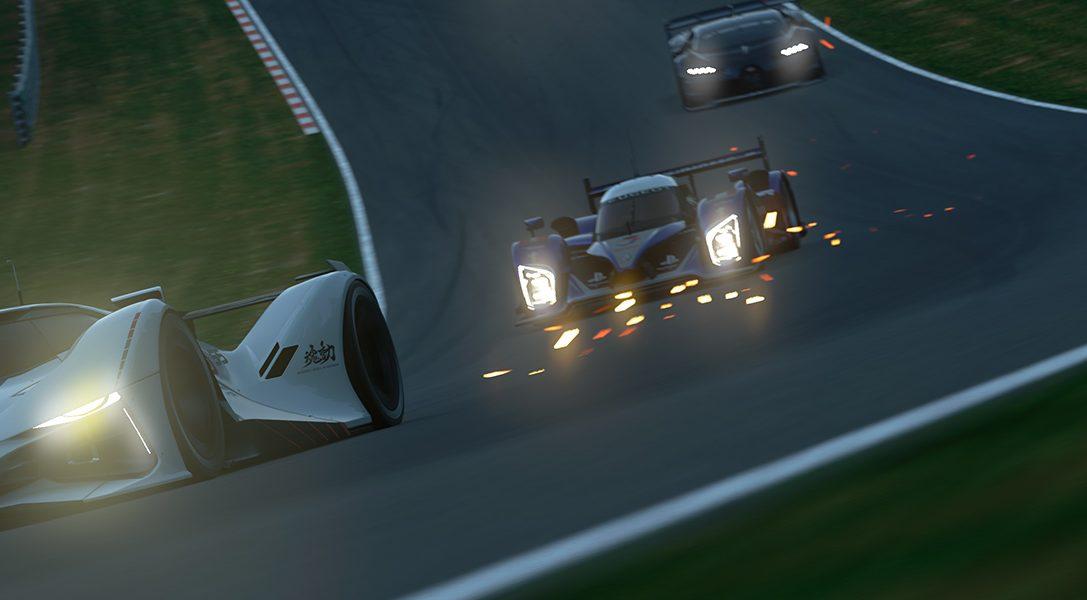 Gran Turismo Sport annuncia una beta chiusa