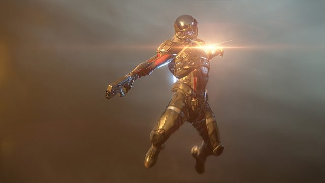 Questo weekend Mass Effect: Andromeda scontato su PlayStation Store