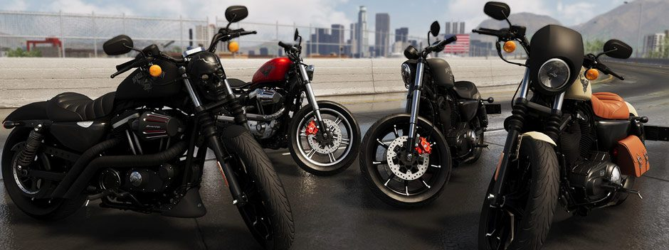 5 curiosità sulla Harley-Davidson Iron 883, al suo imminente debutto in The Crew 2