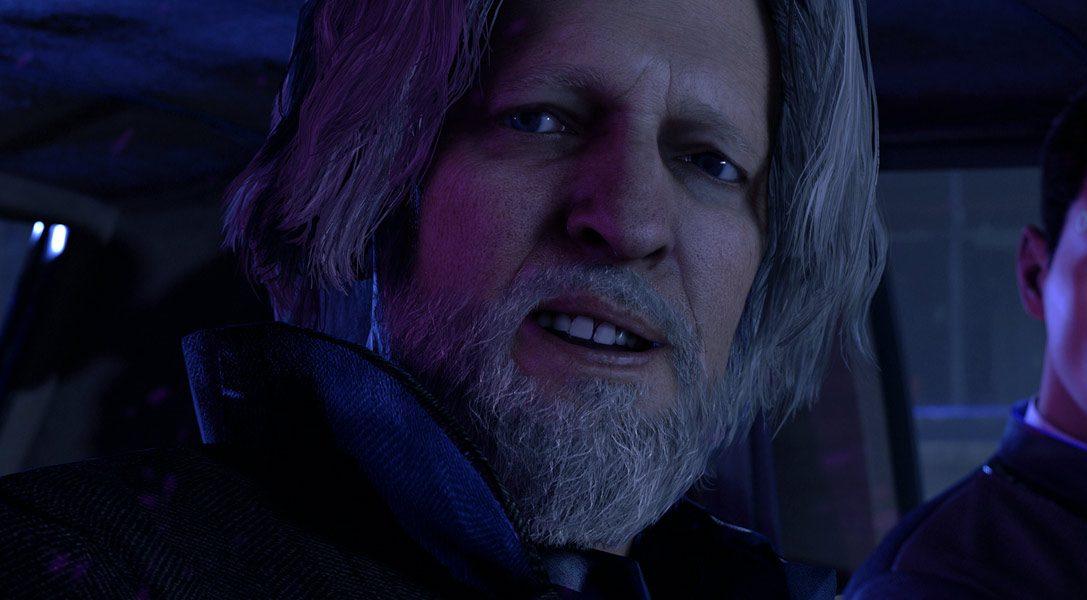 Detroit, il noir di fantascienza di Quantic Dream, uscirà il 25 maggio su PS4
