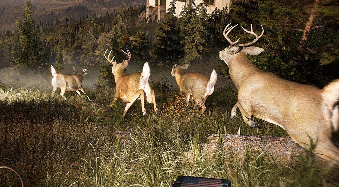 La creazione di Hope County, Montana, lo spettacolare mondo aperto di Far Cry 5