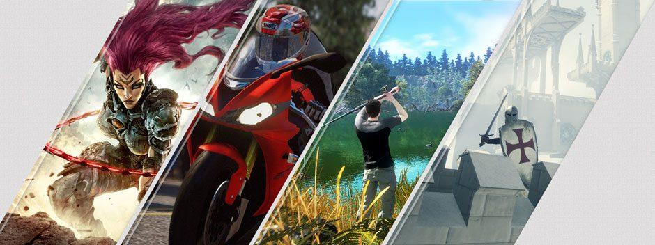 Le novità di questa settimana su PlayStation Store: Darksiders III, RIDE 3, Pro Fishing Simulator e molti altri ancora