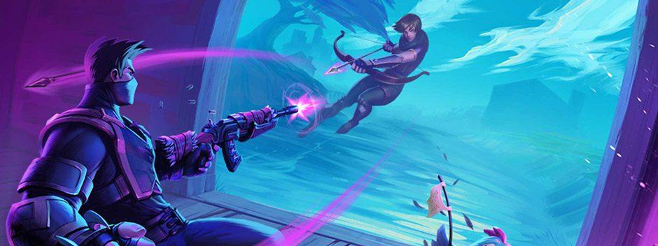 La Open Beta del gioco multigiocatore fantasy Realm Royale verrà lanciata oggi su PS4