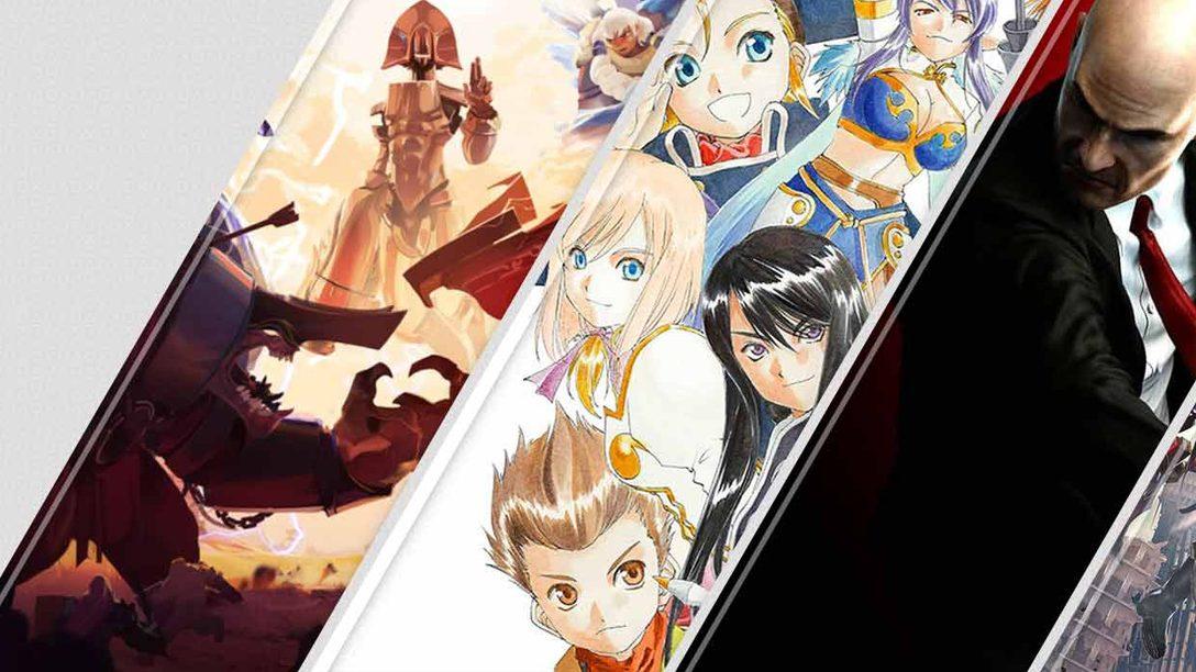 Novità su PlayStation Store questa settimana: Megalith, Tales of Vesperia, Hitman HD Enhanced Collection e molto altro