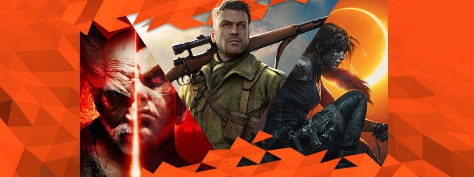 I nuovi sconti del PlayStation Store iniziano oggi: March Madness, PlayStation Retro, Giochi a meno di €20 e altro ancora