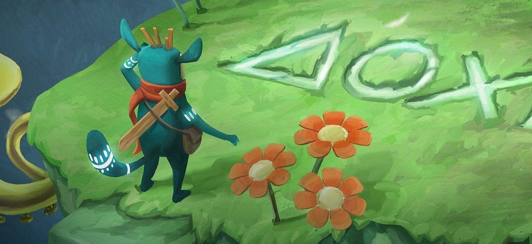 Esplorate il subconscio nella surreale avventura PS4 Figment, in uscita il 14 maggio