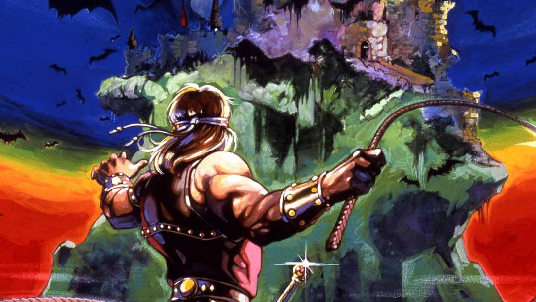Konami ricorda i giochi iconici di Castlevania Collection per il lancio della compilation su PS4