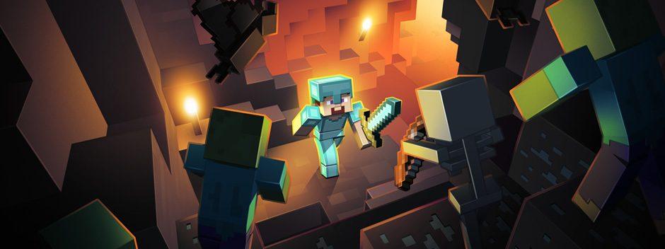 Minecraft è stato il gioco più venduto su PlayStation Store a maggio