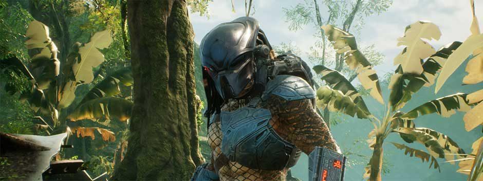 Rivelato un nuovo filmato di Predator: Hunting Grounds alla Gamescom 2019