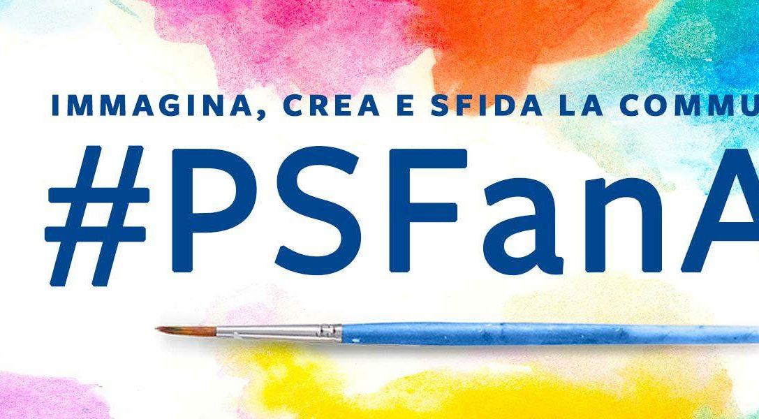 """I """"giorni andati"""" con #PSFanArt"""