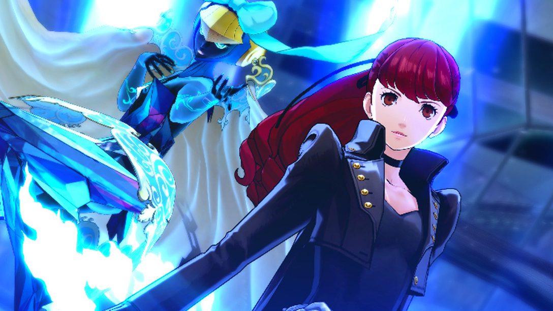 Arriva Kasumi, il nuovo personaggio di Persona 5 Royal