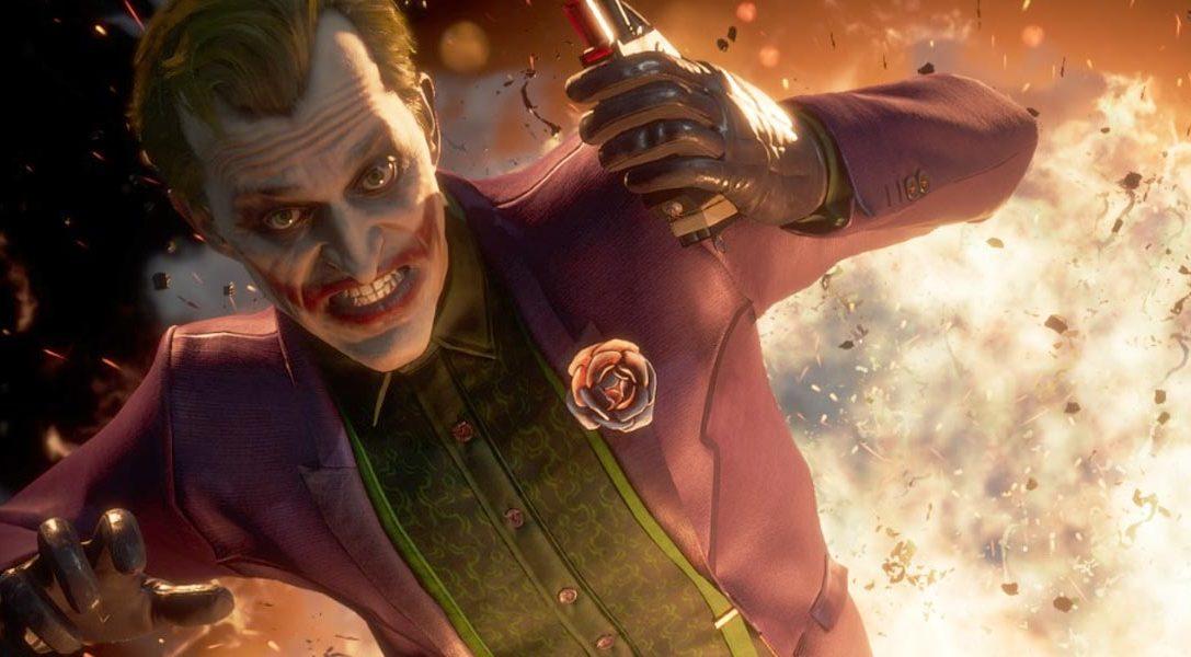 Il Joker si unisce al kast di Mortal Kombat 11…ed è più crudele e spietato che mai!