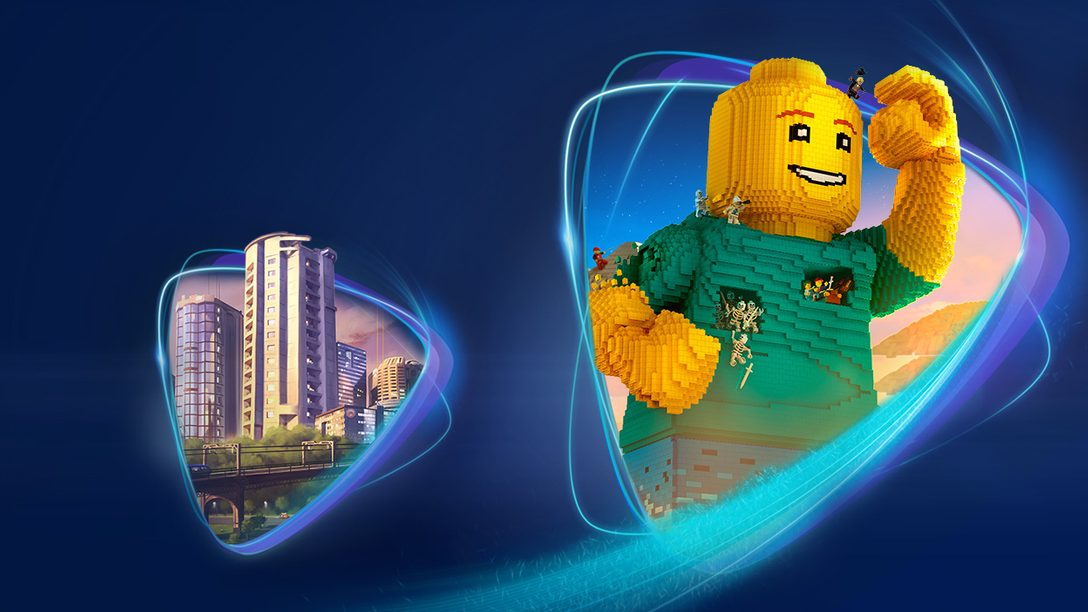 The Evil Within, LEGO Worlds e Cities: Skylines in arrivo su PS Now a febbraio
