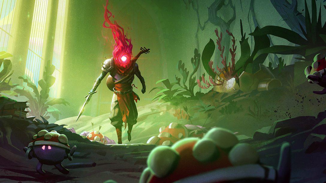 """Il DLC di Dead Cells """"The Bad Seed"""" introduce nuove armi e biomi nel brutale platformer di Motion Twin"""