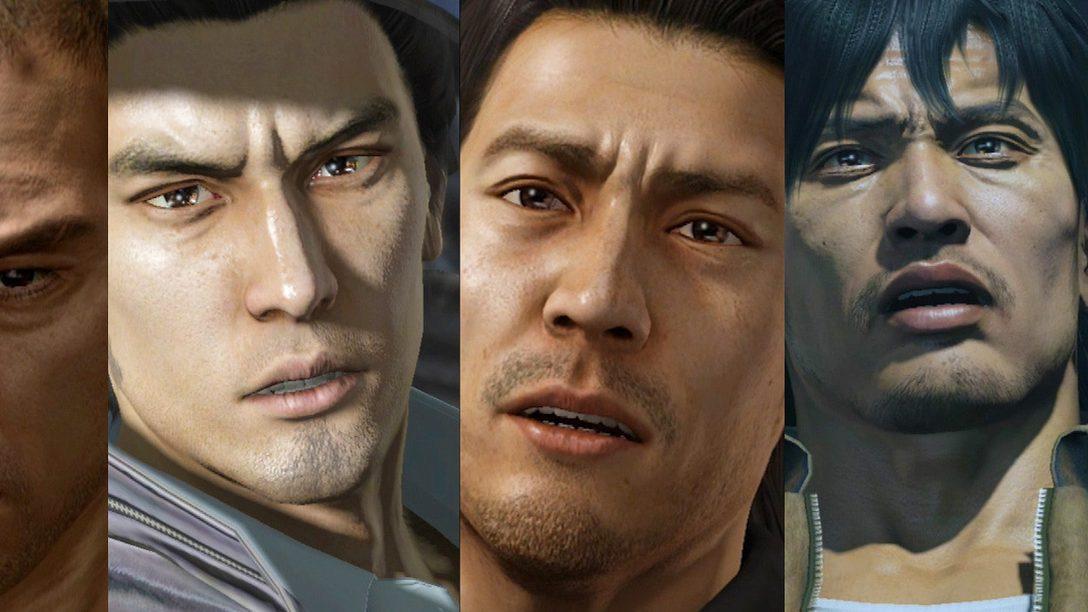 The Yakuza Remastered Collection disponibile da oggi