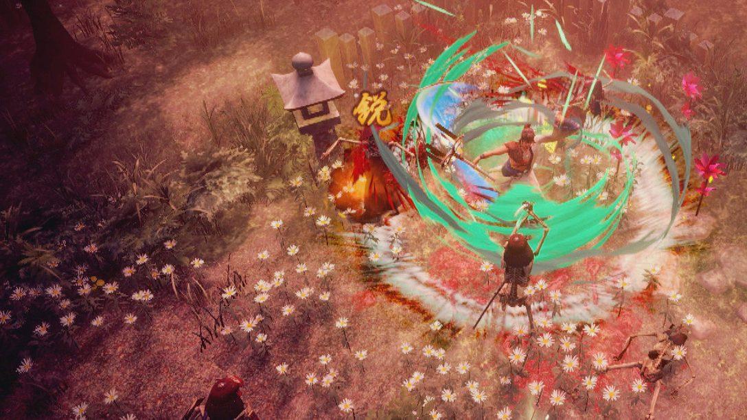 È uscita la data di lancio del dungeon crawler Katani Kami: A Way of the Samurai Story su PS4