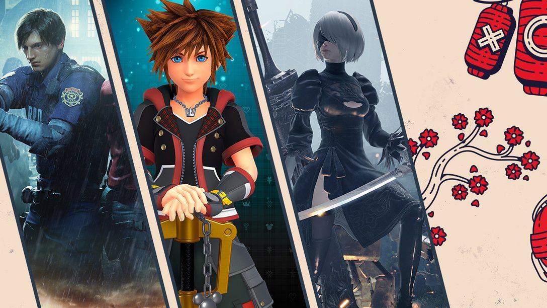 La promozione Big in Japan di PlayStation Store inizia oggi