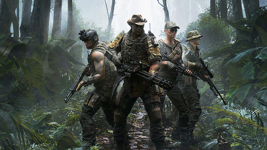 Gioca a un intenso multiplayer asimmetrico Predator: Hunting Grounds con il weekend di prova a marzo