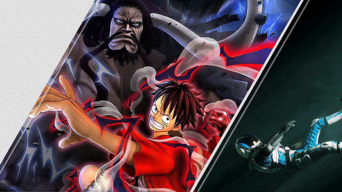 Ecco le uscite della settimana sul PlayStation Store