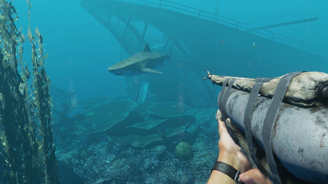 Costruisci, sopravvivi, esplora… e fuggi! Stranded Deep è disponibile da domani su PS4