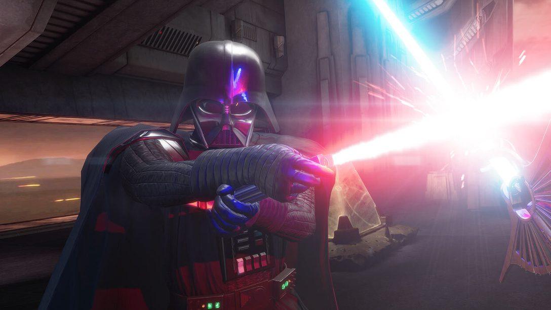 Vader Immortal: A Star Wars VR Series è in arrivo su PlayStation VR