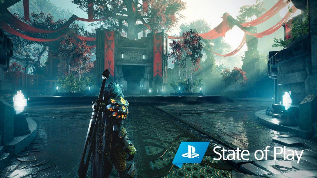 Gli intensi combattimenti corpo a corpo di Godfall prendono vita su PS5