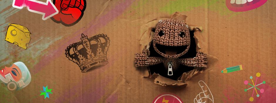LittleBigPlanet Update: Community-Spiele im Rampenlicht!