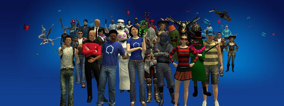 PlayStation®Home-Aktualisierung: Das Mondschein-Zimmer