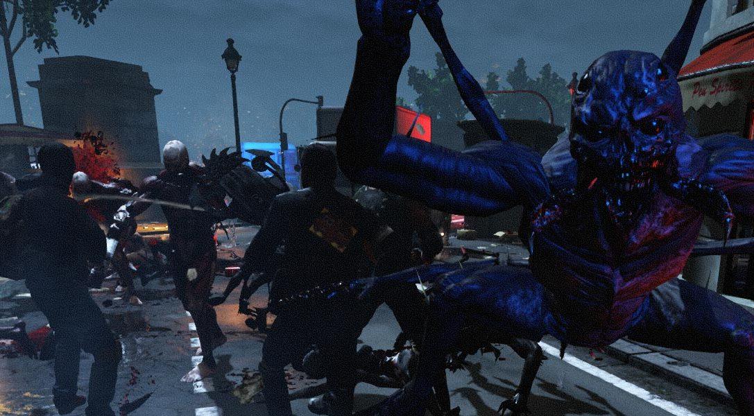 Die Survival Horror Fortsetzung Killing Floor 2 jetzt auf der PS4
