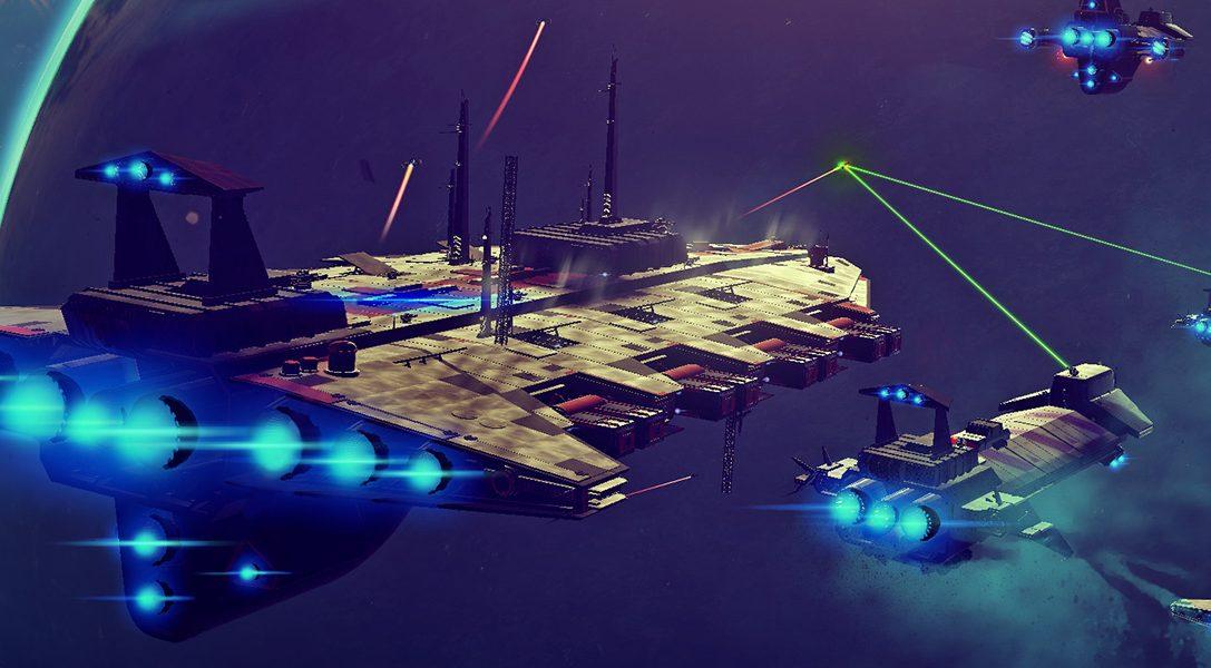 Release-Datum von No Man's Sky auf der Paris Games Week bekannt gegeben