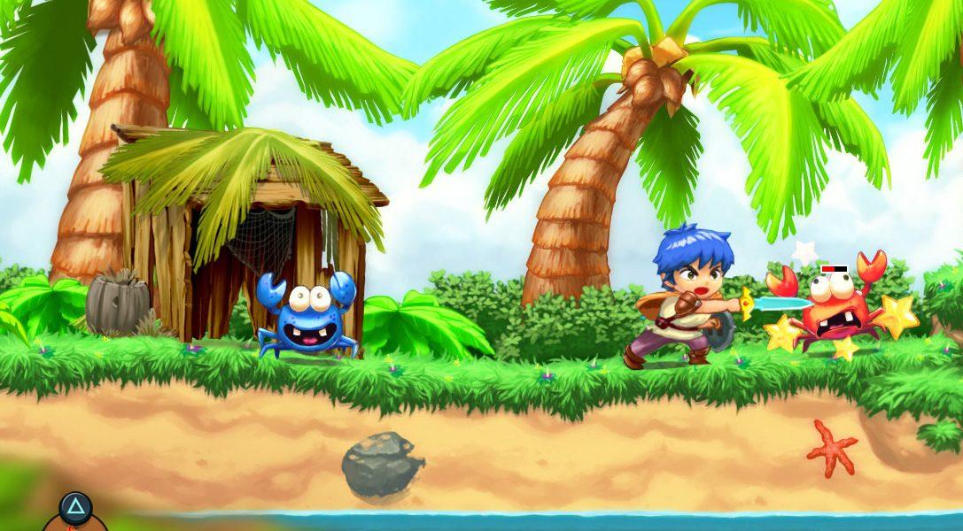 Ein brandneuer Teil von Monster Boy erscheint dieses Jahr auf PS4