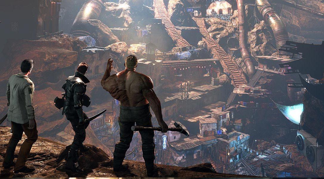 Neuer Trailer zeigt das PS4-Rollenspiel The Technomancer in Aktion