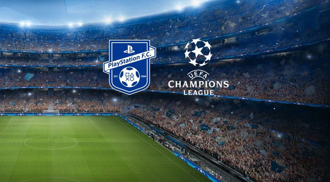 Nach Mailand und zurück: Mit PlayStation beim UEFA Champions League Finale