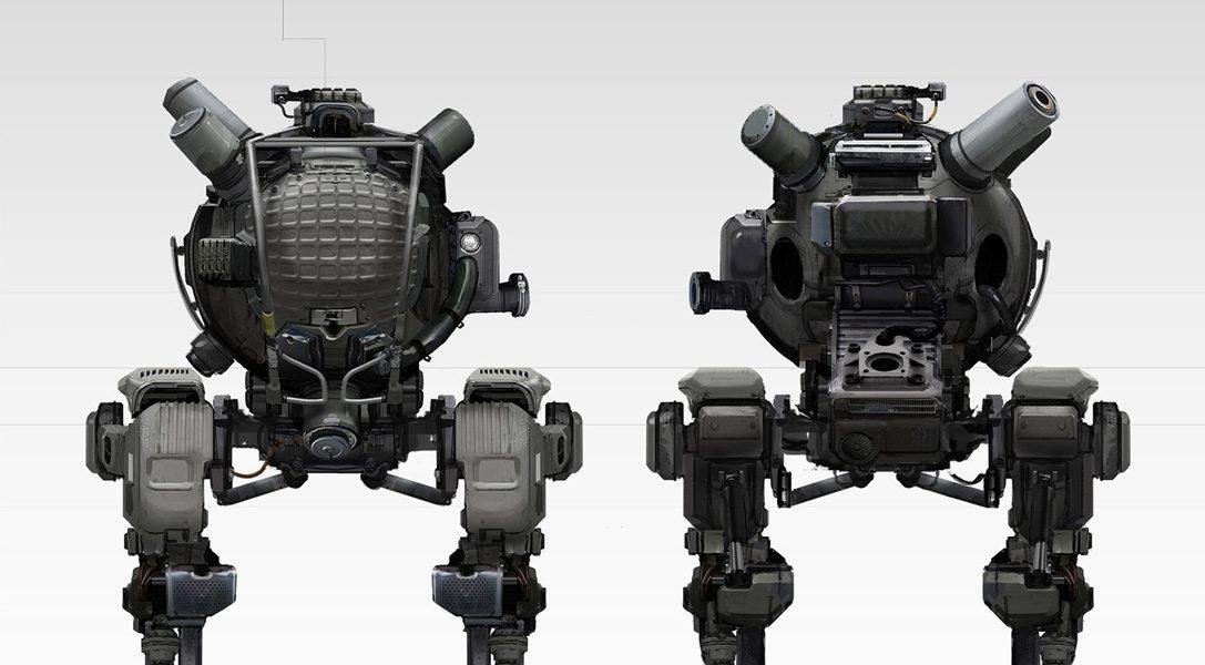 Free-to-play Mech-Shooter Hawken kommt nächsten Monat auf PS4