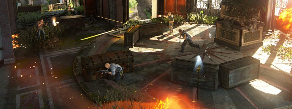 Neues Uncharted 4-Update bringt kostenlose Multiplayer-Karte