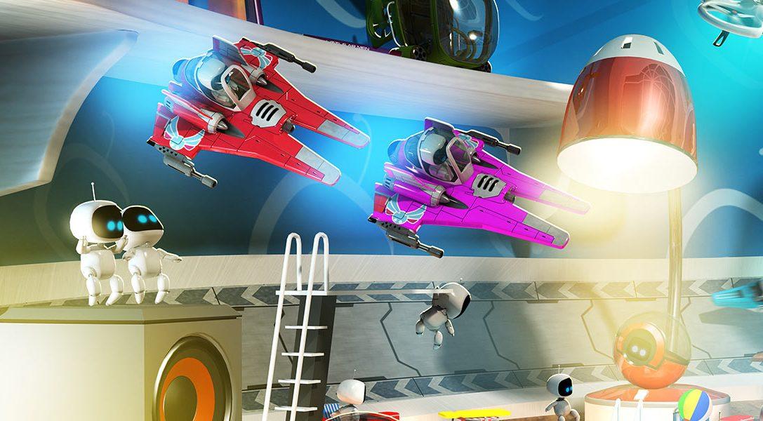 Wie Japan Studio mit The Playroom VR das erste VR-Game mit lokalem Multiplayer entwickelte