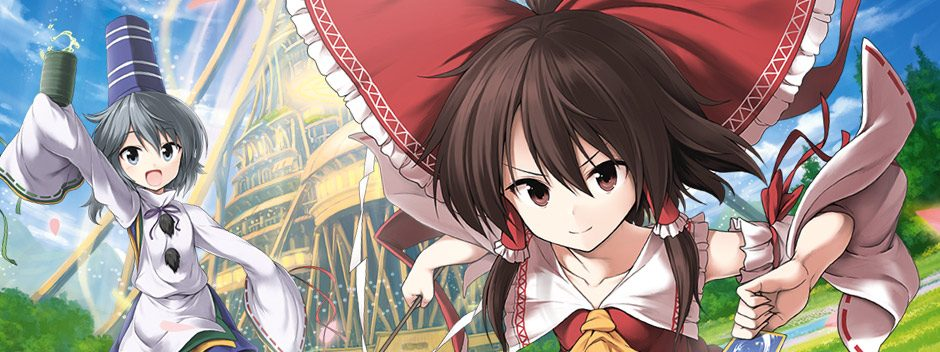 Touhou wagt sich nächsten Februar an ein Rogue-like-Rollenspiel – auf PS4 und PS Vita