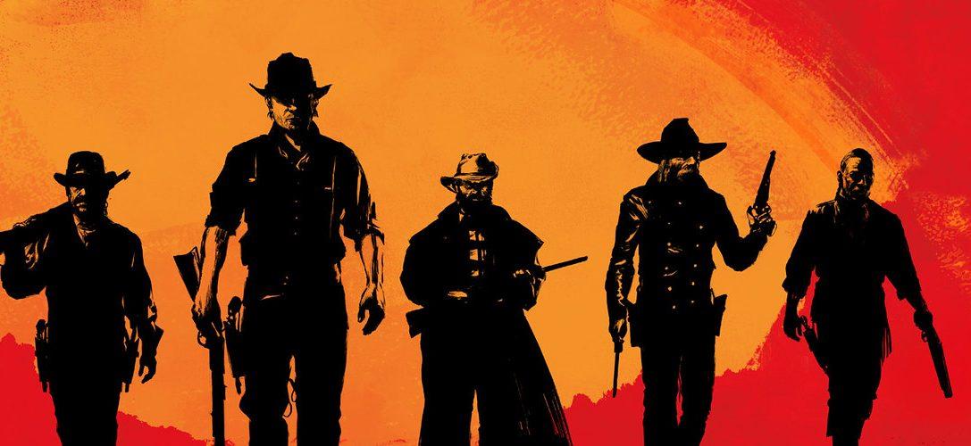 Red Dead Redemption 2: PlayStation und Rockstar Games kündigen Partnerschaft an