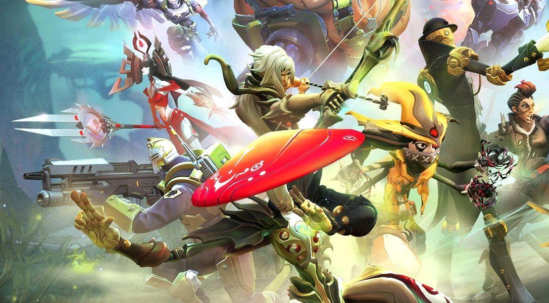 Gearbox Multiplayer-Shooter Battleborn bekommt neue Story-Mission und PvP-Modus