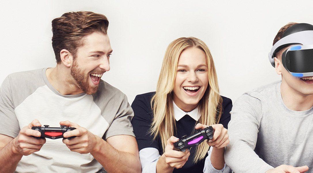 Die Zukunft des Spielens ist hier – heute erscheint PlayStation VR
