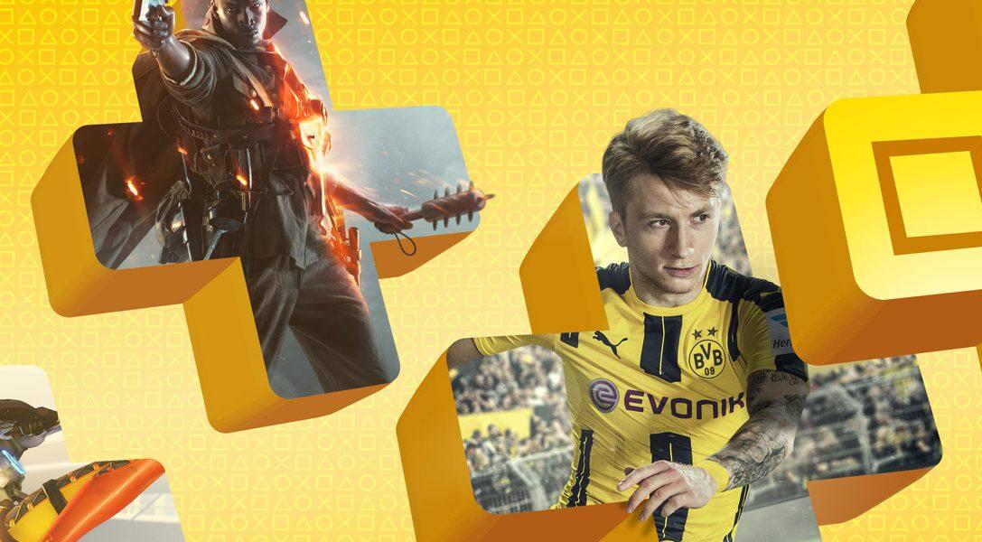 Das kostenlose Multiplayer-Event von PlayStation Plus beginnt nächste Woche