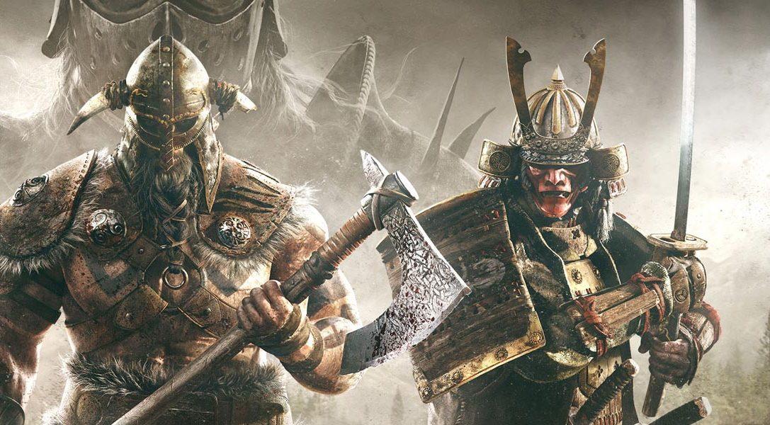 For Honor: 5 Wege eure Gegner zu zermalmen