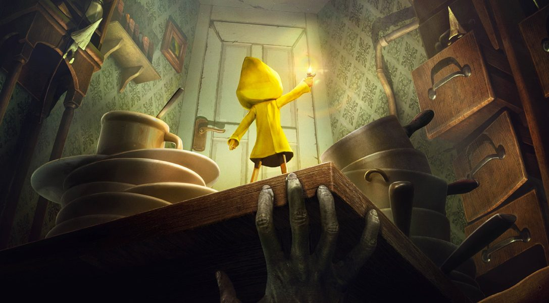 Wie das herrlich düstere PS4-Adventure Little Nightmares Form angenommen hat