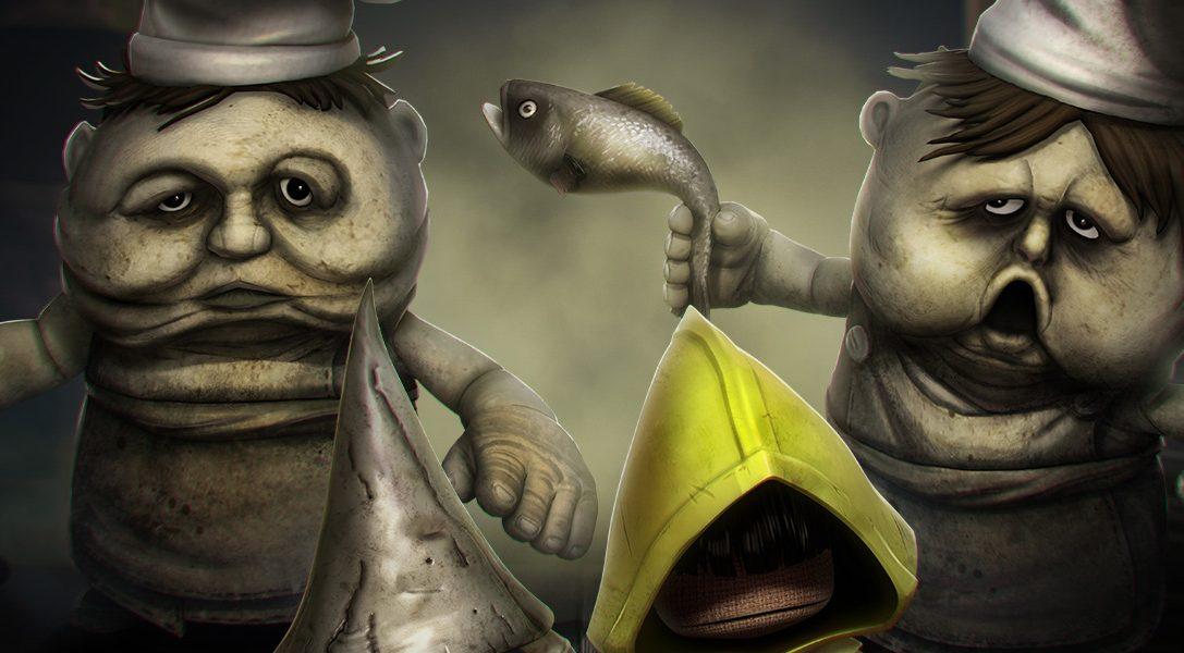 Das LittleBigPlanet 3: Little Nightmares-Zubehörpaket wird nächste Woche veröffentlicht