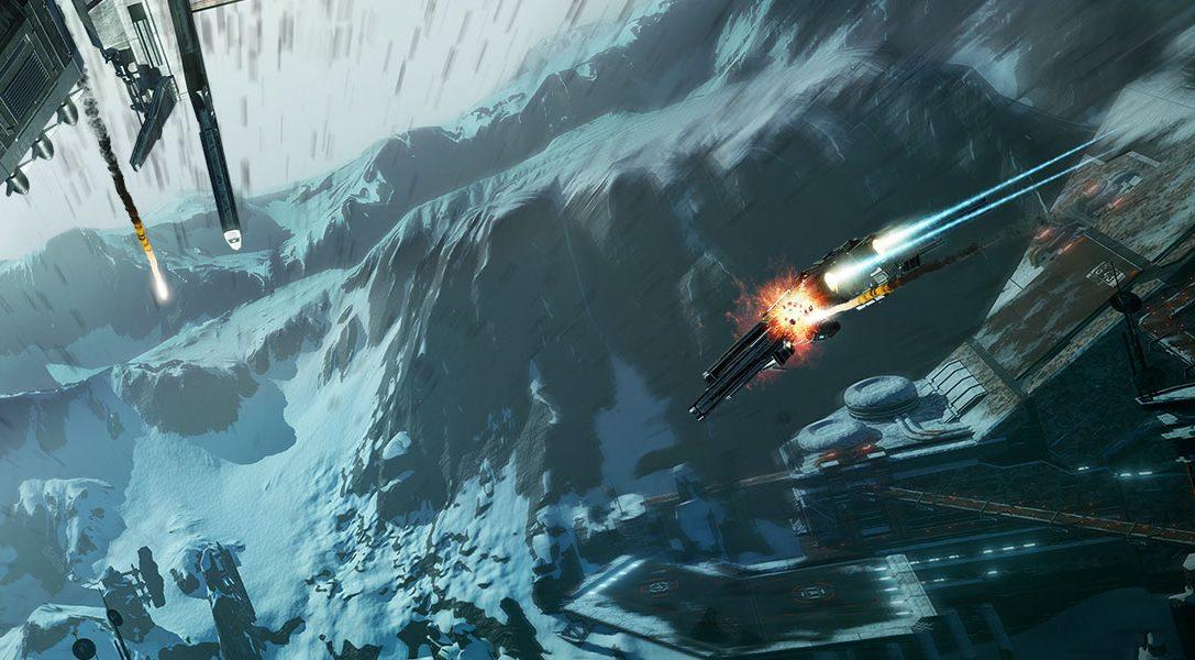 EVE: Valkyries neues Groundrush-Update zündet die Nachbrenner auf PS VR – mit neuer Karte, verbessertem Koop-Modus und vielem mehr