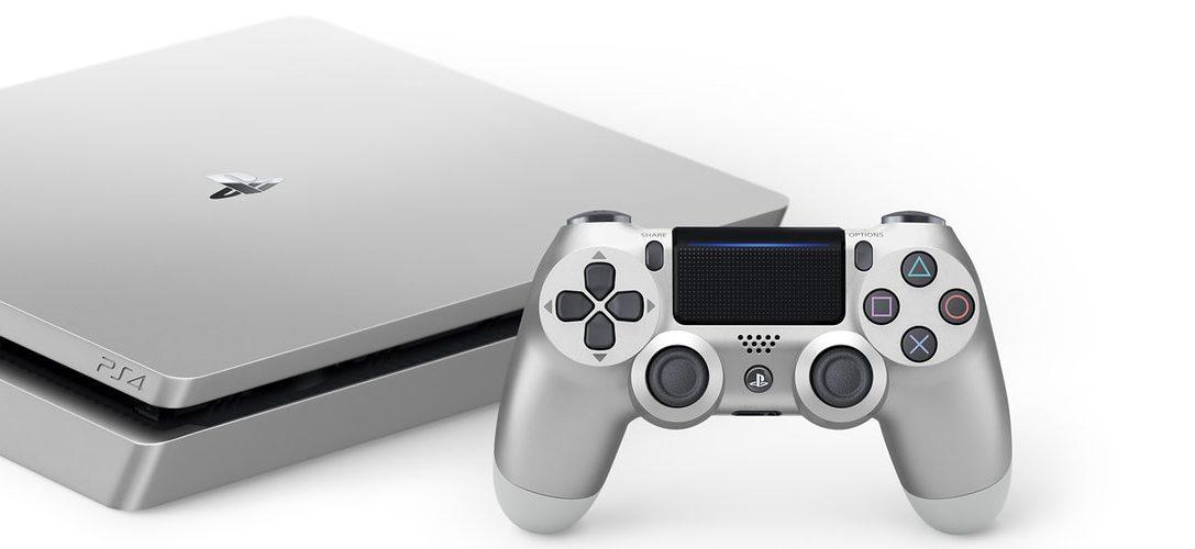 Limiterte Gold- und Silber-Konsolen bereichern die PlayStation 4-Familie im kommenden Monat