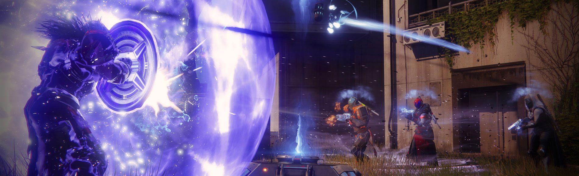 Die Mauer, an der die Dunkelheit zerbricht - Der Titan in