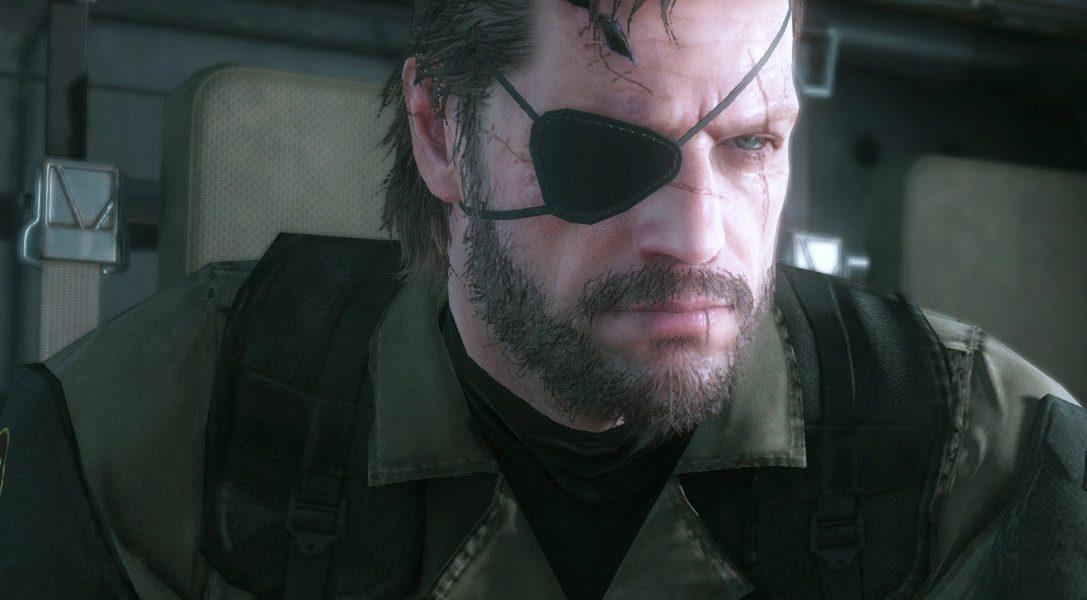Eure PS Plus-Spiele im Oktober sind Metal Gear Solid V und Amnesia: Collection