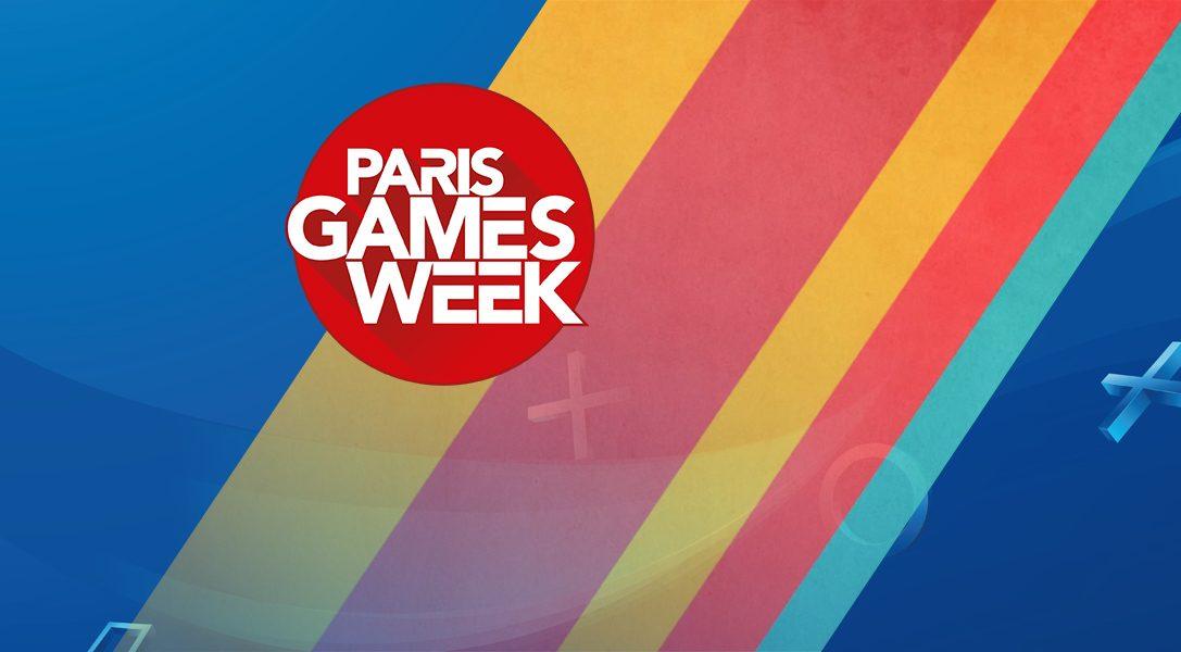 From Paris with Love – Der PlayStation Live-Stream von der Paris Games Week